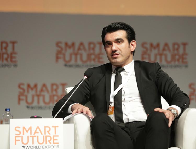Smart Future Expo 2019 Fuarı